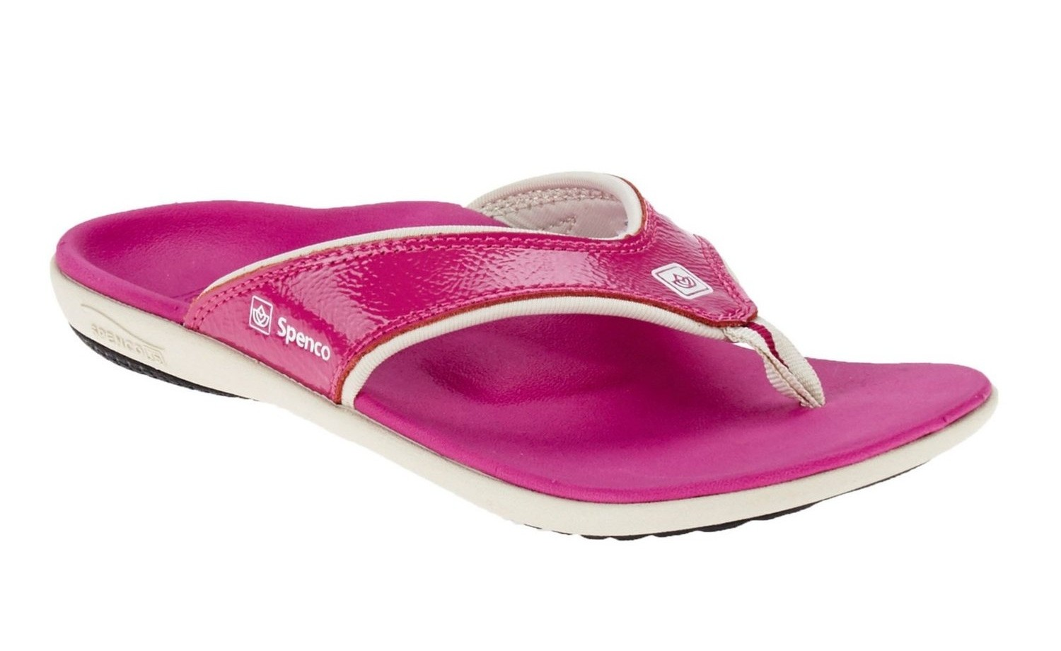 Spenco Women's Yumi Sandal Flip Flop for plantar fasciitis