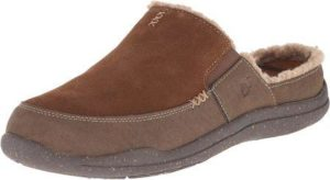 ACORN Men's Wearabout Mule, Mens slippers with arch support