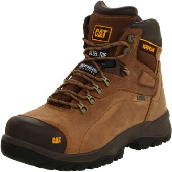 Best Boots for landscaping by CAT
