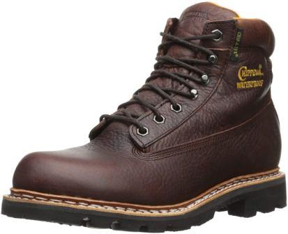 Chippewa Men's 6 Waterproof Insulated 25945 Lace Up Boot