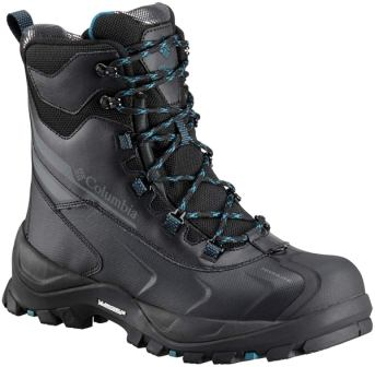 Columbia Men's Bugaboot Plus IV Omni-Heat, Waterproof Thermally Insulated boot