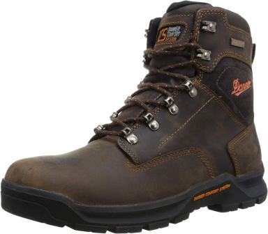 Danner Men's Crafter 6-inch Plain Toe-M