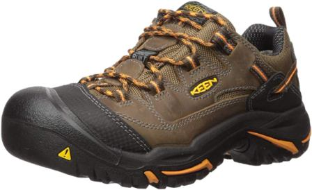 KEEN Utility - Men's Braddock Low (Soft Toe) Work Boot