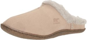 SOREL Women's Nakiska Slide Slipper, Best Slippers for Plantar Fasciitis 2021