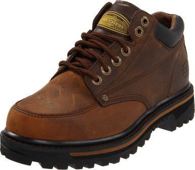 Skechers Men's Mariner Utility Boot