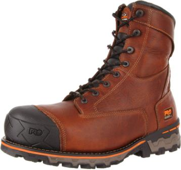 Timberland PRO Men's Boondock Waterproof ST Work Boot