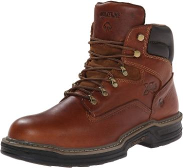 Wolverine Men's Raider 6-inch Work Boot F