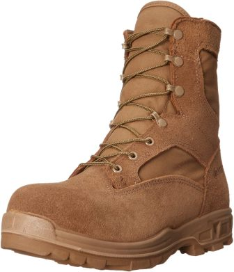 Bates TerraX3 Coyote Hot Weather Boot: summer work boots womens