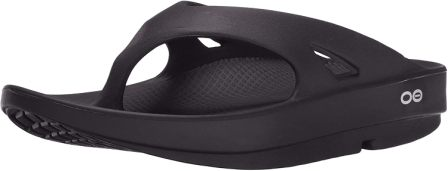 OOFOS - Unisex OOriginal - Post Exercise Active Sport Recovery Thong Sandal with Arch Support