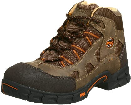 Timberland PRO Men's Expertise Hiker Steel-Toe Work Boot the Top Summer Work Boot