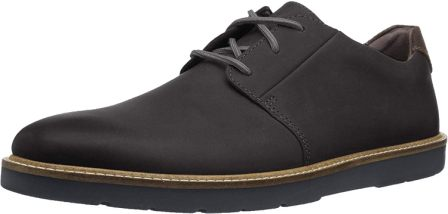 CLARKS Men's Grandin Plain Oxford For Standing All Day