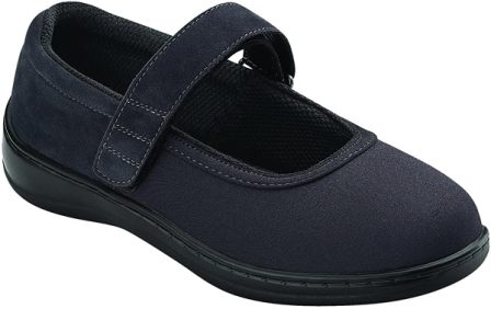 Orthofeet Springfield Women's Stretchable Mary Janes