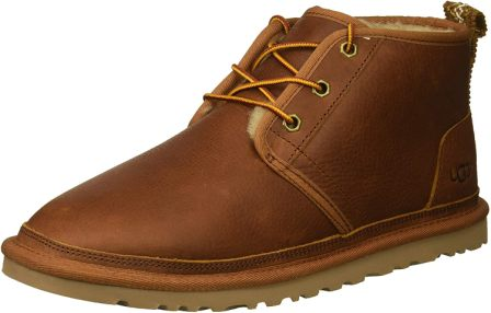 UGG Men's Neumel Chukka Boot: shoes for swollen feet men's