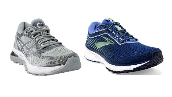 best supination running shoes