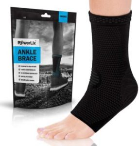 PowerLix Ankle Brace Compression ​Sleeve