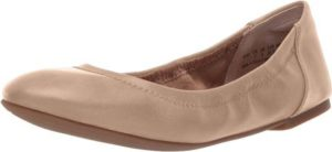 Amazon Essentials Women's Knit Ballet Flat