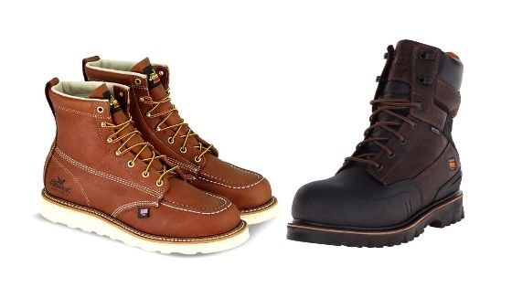 Top 13 Best Work Boots for Construction