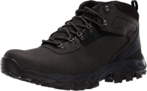 Columbia Men's Newton Ridge Plus II Waterproof, High Traction Grip Boot