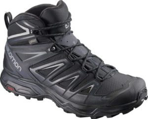 Salomon Men's XUltra 3 Mid GTX Hiking Boots
