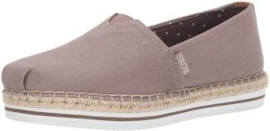 Skechers BOBS Breeze Women's Espadrille Slip-on-Flats