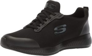 Skechers for Work Women's Squad SR Food Service Shoe, Shoes for Servers