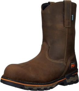 Timberland PRO Men's AG Boss Pull-on Boots