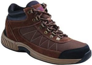 Orthofeet Men's High Top Boots Hunter