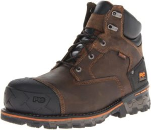 Timberland PRO Men's Boondock Safety Toe Work Boot