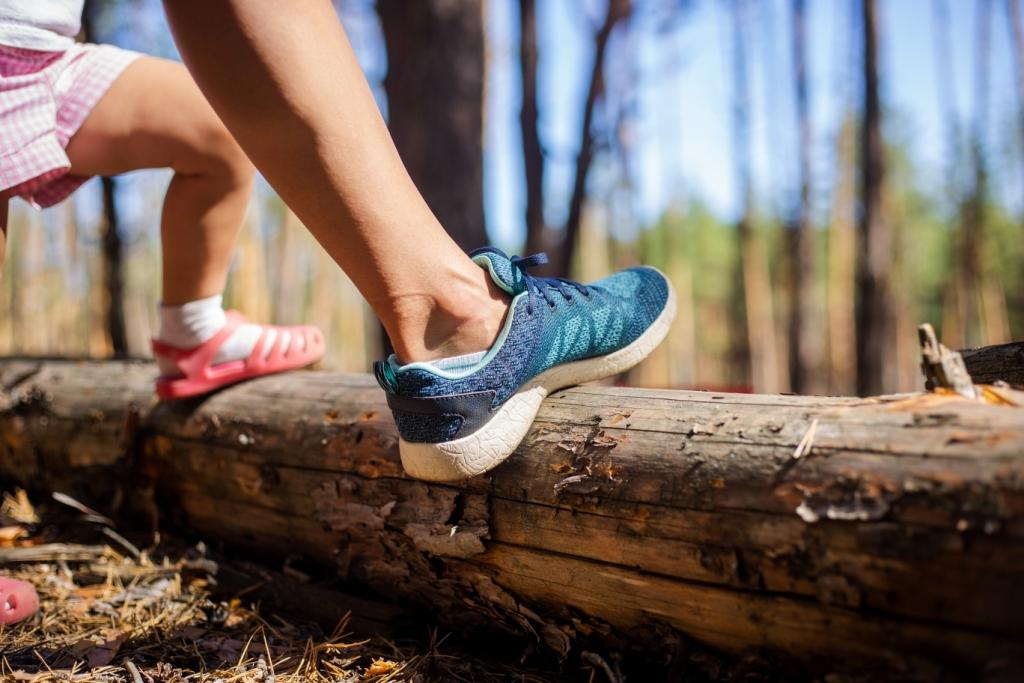 Running Vs Hiking Shoes