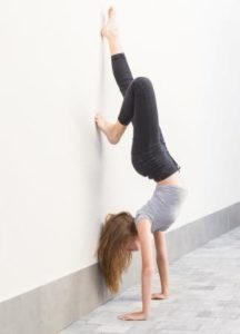 Flex Stretch Against Wall