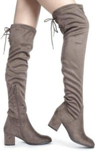 Fold Your Boots' Top