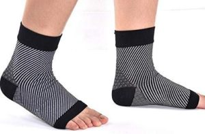 Proper Heel and Arch Compression