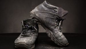Replace worn-out shoes