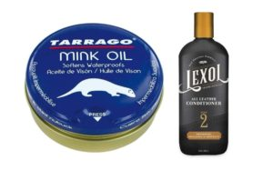 Difference Between Mink Oil and Leather Conditioner
