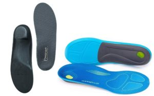 Difference Between Powerstep Insoles and Superfeet Insoles