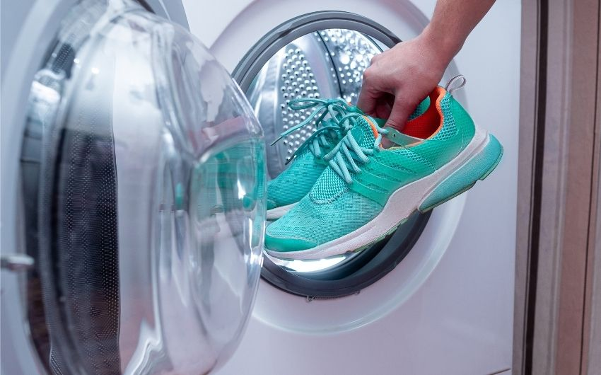 How To Wash Converse Shoes In The Washing Machine