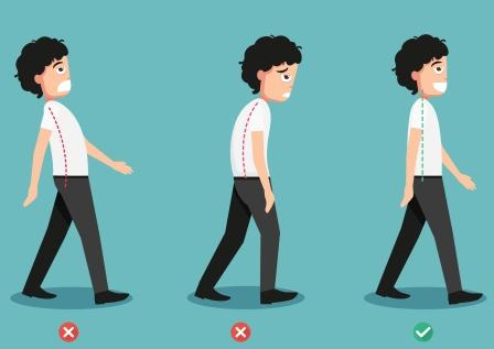 Maintain your Posture
