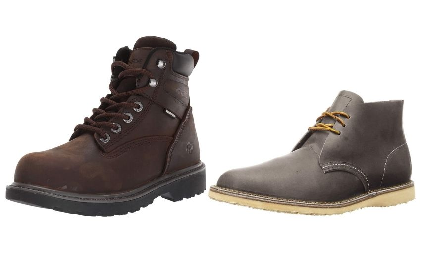 Women's Boots Wolverine and Red Wing