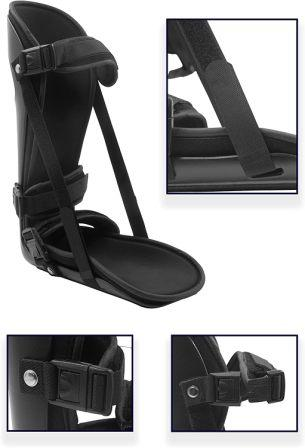 A Walking Boot For Plantar Fasciitis