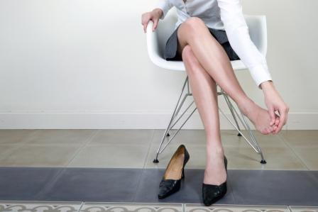 How to Deal with Foot Pain After Wearing Heels
