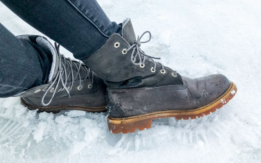 How to Protect Your Boots In Winter & Snow