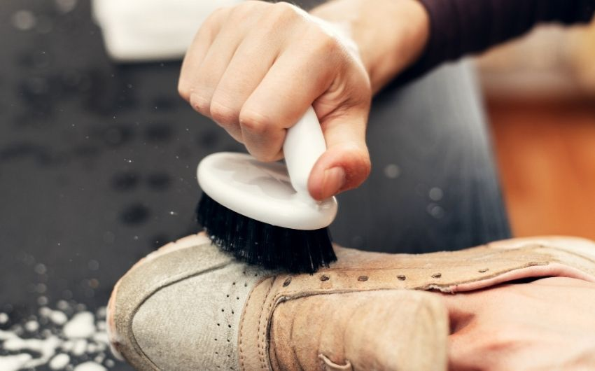 How To Clean Shoe Soles