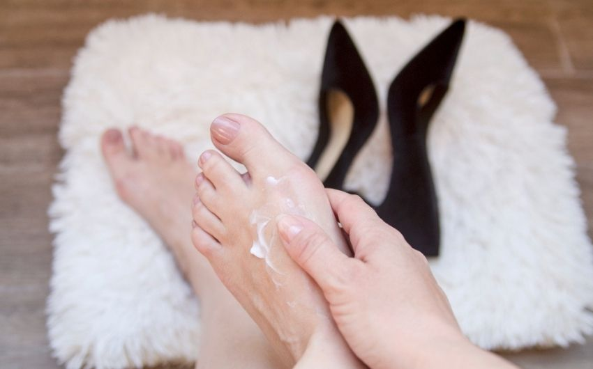 How To Massage A Bunion