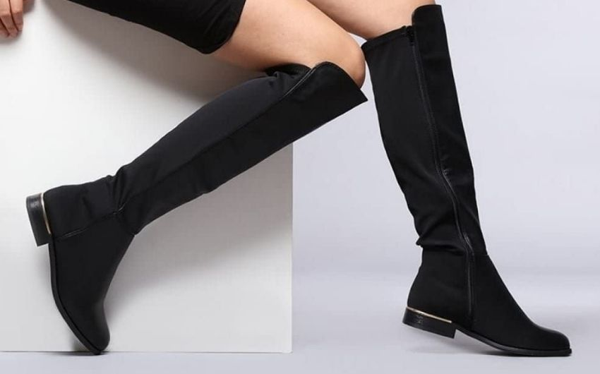 Stretching Calf Boots