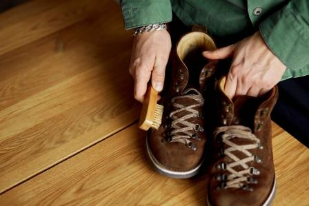 Post-Cleaning Care for Your Timberland Boots